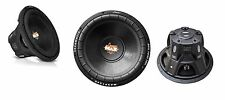 LANZAR maxp154d MAX POWER 2000w/RMS 1000w SUBWOOFER SPL 38cm/380mm