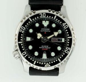 Citizen Pro Master automatic divers watch 8203-824393