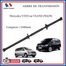 Arbre de transmission NEUF sans consigne Mercedes 2440mm A6394103306 6394103306