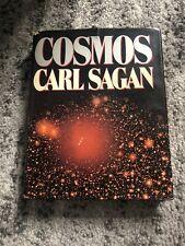 COSMOS - Carl Sagan - First Edition 1st Printing