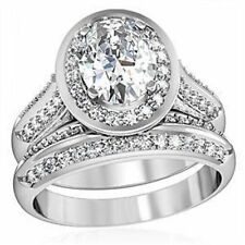 Markenlose ovale Modeschmuck-Ringe im Band-Stil