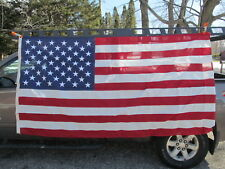"50 star American flag  9' 6"" x 5'  Chicago Flag Co."