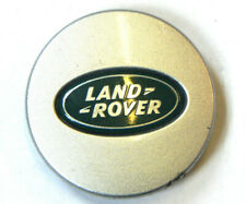 GENUINE 95-11 LAND ROVER FREE LANDER CENTRE CHROME CAPS (WHEELS) BJ32-1130-AB