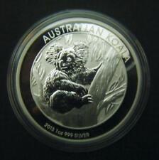 2013 Australian $1 1oz Koala .9999 Fine Silver Bullion Coin dollar Australia