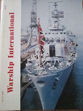 Warship International 1984 Vol. XXI No. 3 - Class A Cruisers Japanese Navy