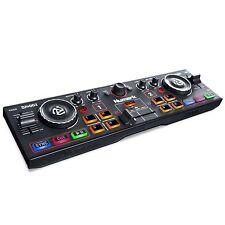 Numark DJ2GO2 Portable Pocket DJ Controller for Serato DJ with Audio Interface