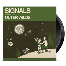 Signals from the Outer Wilds Soundtrack Andrew Prahlow Double Vinyl Record NEW