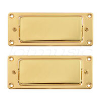 Gold Mini Humbucker Pickup Sealed for Electric Guitar Parts Replacement