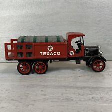 Vintage ERTL 1992 Edition #9 Texaco Kenworth Motor Trucks Toy Truck Coin Bank