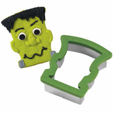 Wilton Cookie Cutter MONSTER HEAD Frankenstein Comfort Grip