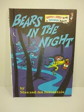 Bears in the Night by Jan and Stan Berenstain vintage 1971