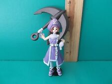"Yujin Art System Works ""May"" with Anchor 4.75""in Pvc Figure"