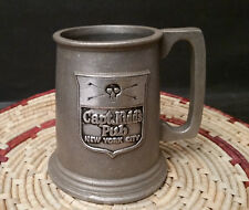 Captain Kidd's Pub New York City Wilton Armetale Pewter Beer Mug Nyc
