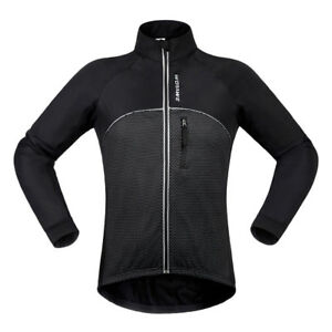 Bicycle Cycling Jacket Sports Clothing Windproof Coats Jersey for Women Men