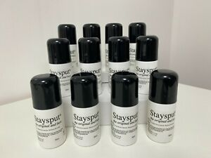 Staysput Lymphoedema Compression Surgical Stocking Glue 12 Bottles + Notepad