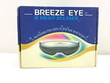 Breeze Eye & Brain Relaxer Relive Fatigue Activate The Cells Eye and Brain VGC