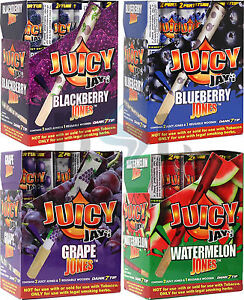 Juicy Jays Jones Pre Rolled Cones Rolling Papers 4 Flavours *Buy 2 Get 1 FREE*