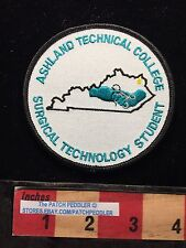 Virginia Med Patch ASHLAND TECHNICAL COLLEGE Surgical Technician Student 64J2