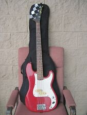 Hondo Bass Guitar