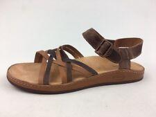 Chaco Leder Sandales and Flops Flip Flops and 10 Damens's US Schuhe Größe     d30d6d