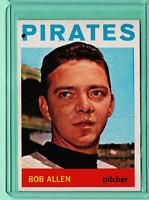 1964 Topps Baseball #209 Bob Allen (Pirates) NM NrMt