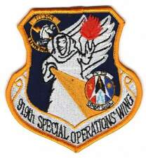 OLD USAF patch - 919th Special Operations Wing - AFRES - 5th SOS - 711th SOS
