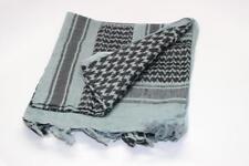 Condor Outdoor Shemagh Head Wrap Scarf  100% Cotton Foliage & Black 201-006