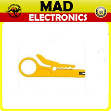 Punch Down tool with Wire Stripper for Cat5 Cat5E Cat6 Cat6e Cables Auspost
