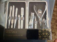 Secretos de belleza 10 piezas Kit de pedicura