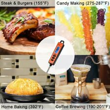 New listing ThermoPro Tp01A Instant Read Thermometer + Long Probe Digital Meat Thermometer