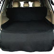 Large Cargo Liner SUV Waterproof Pet Dog Car Seat Cover Protector Extra Bumper