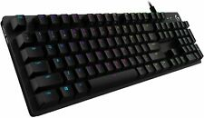 Logitech G512 Special Edition USB RGB LED Gaming Keyboard with Mechanical XG ...