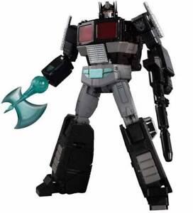 Transformers Masterpiece MP-49 Black Convoy Optimus Prime 100% genuine Not KO