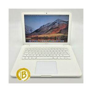 "Ordinateur Portable Apple Mac Macbook 13 "" A1342 Mid 2010 4GB 250GB Clavier Ita"