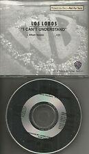 Cesar Rosas LOS LOBOS I can't Understand RARE PROMO DJ CD Single 1990 MINT USA