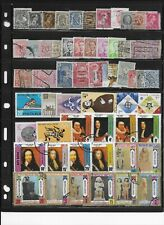 World stamp collection lot 4
