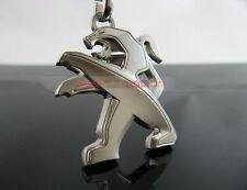 Porte clé - Noveau LOGO- Peugeot 1007 107 206 207 208 2008 3008 5008 308 407 508
