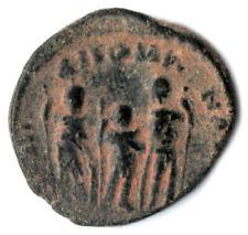 ROMAN COIN - THEODOSIUS I. 347-395AD - GLORIA ROMANORUM  #DR93