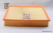 WESFIL AIR FILTER FOR Seat Cordoba 1.8L, 2.0L 1995-1999 WA958