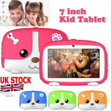 """7"""" Kids Tablet PC Bluetooth for Education Android 4.4 Quad Core 8GB WiFi Camera!"""