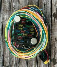 Pop 20 Circuit Harness Fuse Box Street Hot Rat Rod Wiring Car Truck New