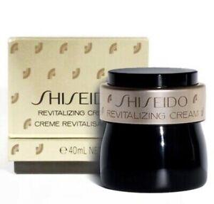 NIB Shiseido Revitalizing Cream FULL SZ 1.4 oz / 40 mL