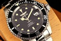 8926ob Invicta Pro Diver Automatic Mechanical Stainless Steel Black Dial Mens Wa