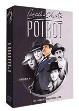 HERCULE POIROT SAISON 4 DVD PAR AGATHA CHRISTIE NEUF