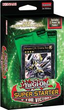 Yu-gi-oh 2013 SUPER STARTER V FOR VICTORY DECK 1st ed new