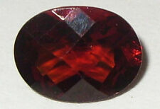 2.03ct VALUABLE TANZANIAN STRONG ORANGE GARNET OVAL