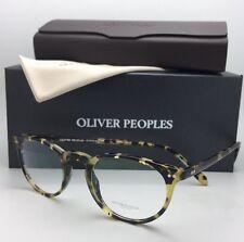 New OLIVER PEOPLES Eyeglasses RILEY R OV 5004 1571 47-20 DTBK Havana Tortoise