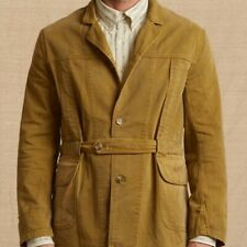 LEVIS LVC NORFOLK 1920s brown  JACKET, SMALL,