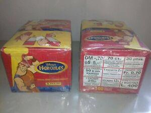 Hercules Panini 2 x sealed box