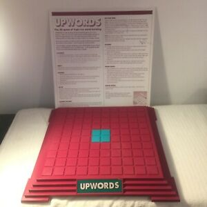 Upwards Board Game Replacement Parts Bundle Instructions Game Board Vintage